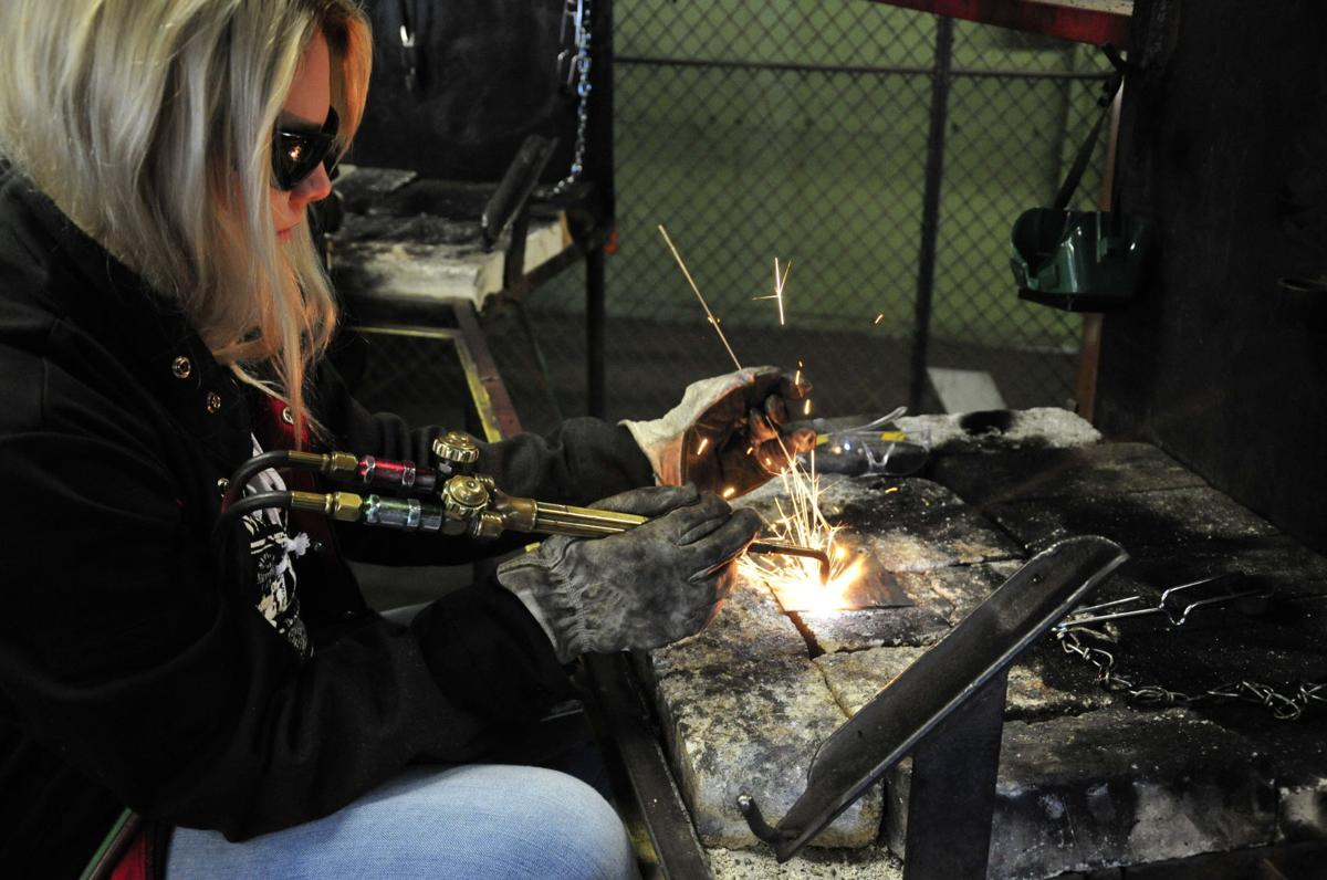Marshfield's manufacturing class is creating professionals