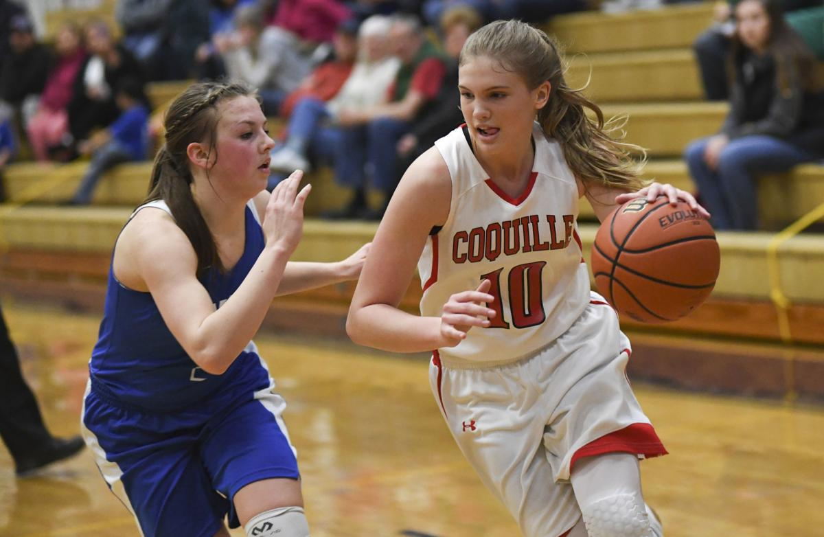 Coquille vs. Nyssa Consolation Final
