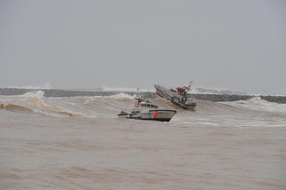Coast Guard at Umpqua River