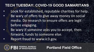 Building a Digital Defense Against COVID-19 Good Samaritan Frauds
