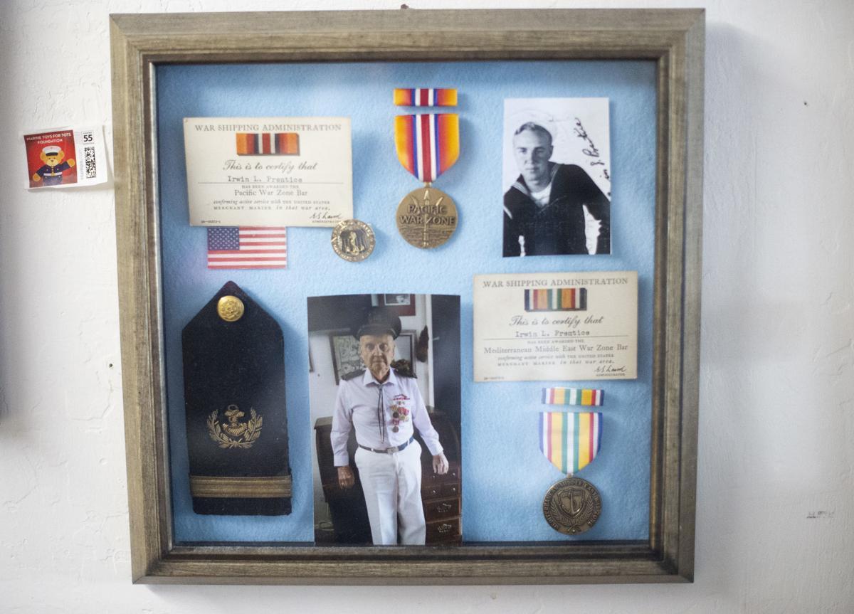 Decorated Merchant Marine
