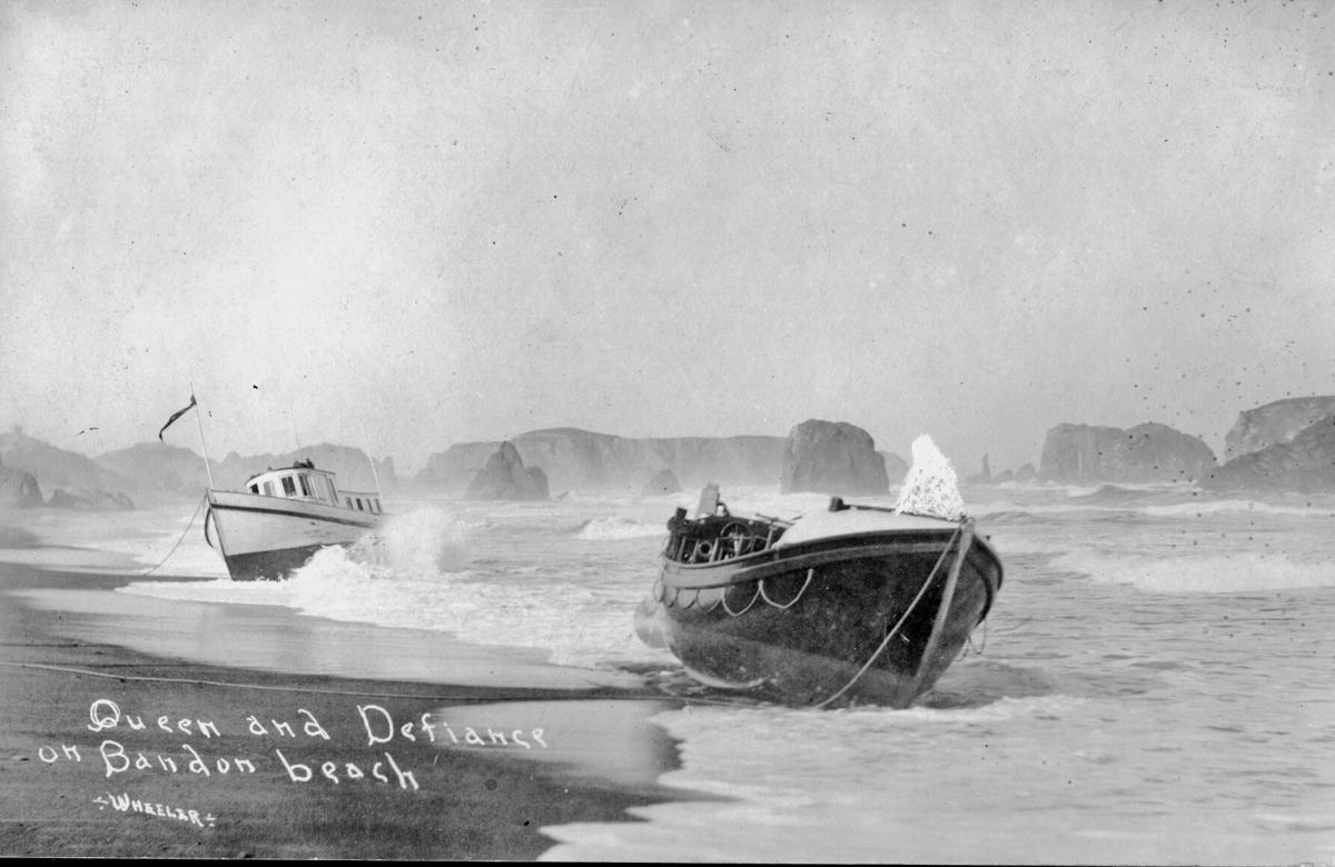 1914 Shipwreck