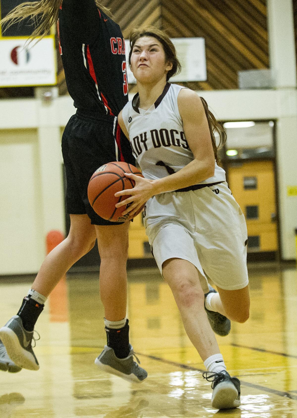 North Bend Girls Basketball