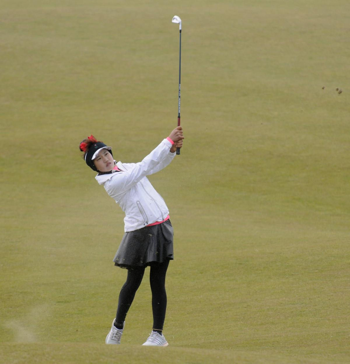 USGA Amateur Women's Four-Ball Championship - Monday ...