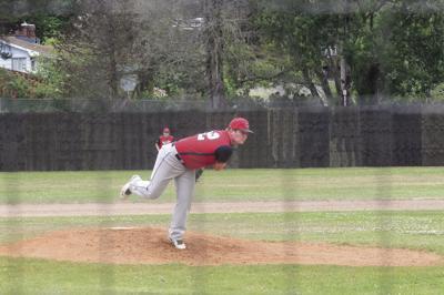 JB Noel pitching