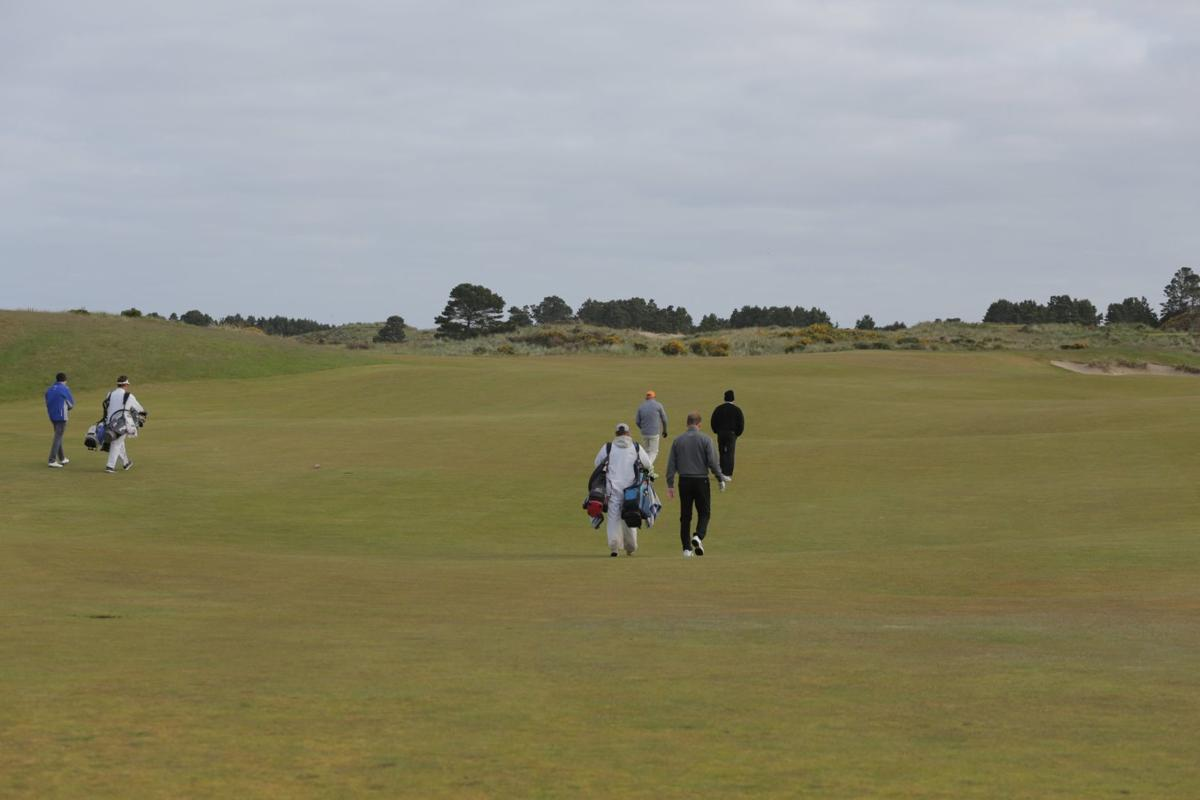 Bandon Dunes Golf Resort Hole No. 1