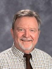 Superintendent Dan Forbess