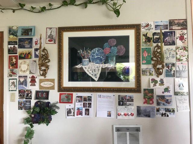 image2 wall of art Betty Bangs