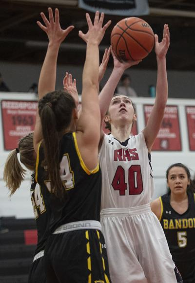 Bandon Girls Vs. Reedsport