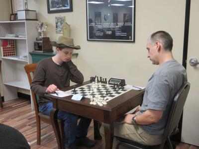 Oregon State Chess Championship