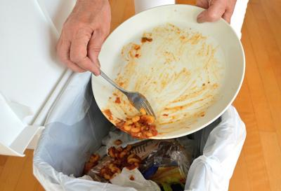 "Lifestyle, "" Discarding Food "" food waste"