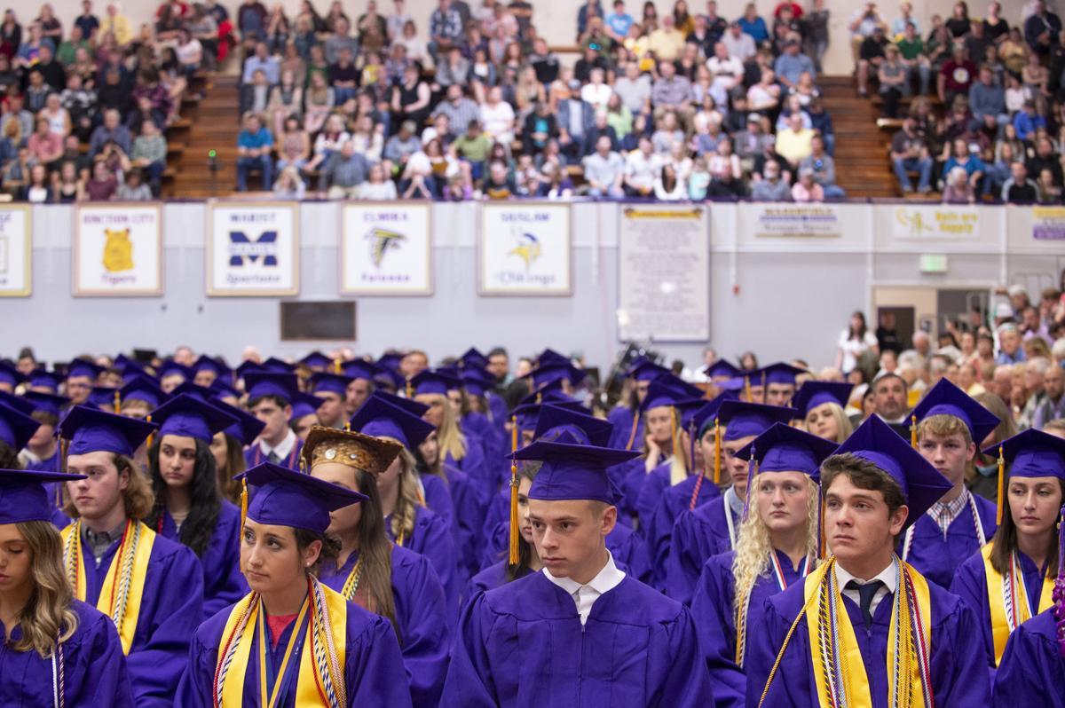 Marshfield High School Graduation