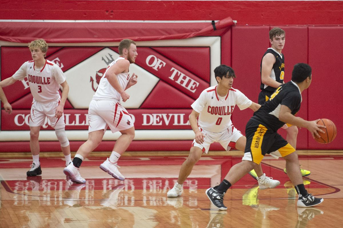 Coquille Boys Vs. Lost River