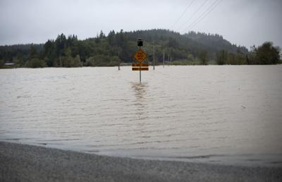 Coquille River Flooding