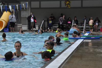Free swim