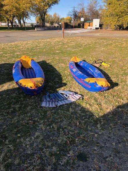 All boaters kayaks