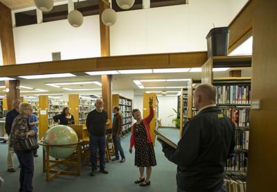 Coos Bay Library Renovations