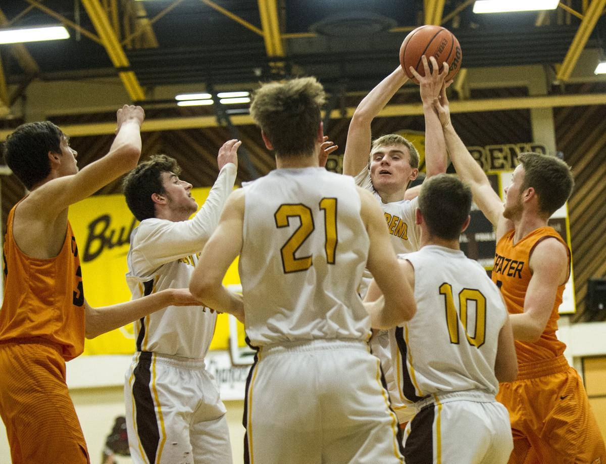 North Bend Boys Basketball