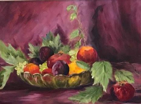 anna crosby fruit