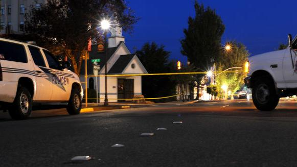 Fire reported at Coos Bay Prayer Chapel