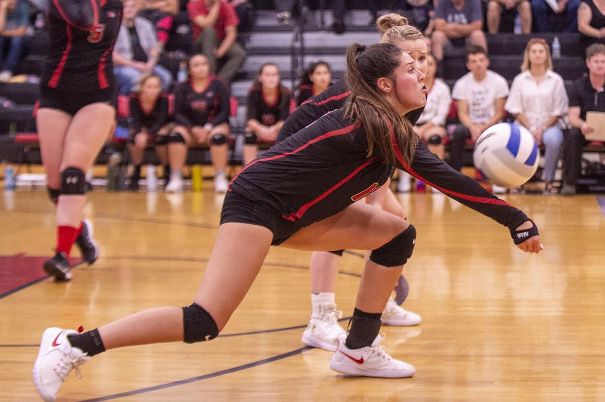 Reedsport Volleyball Vs. Bandon