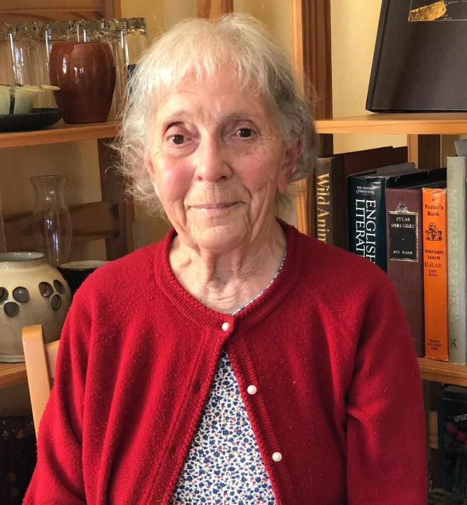 Local author Megan Wren