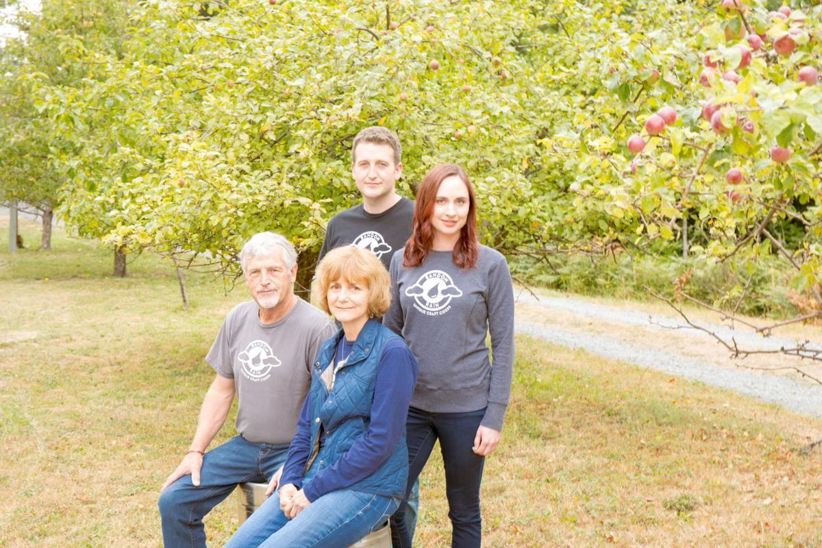 Bandon Rain - Gant family