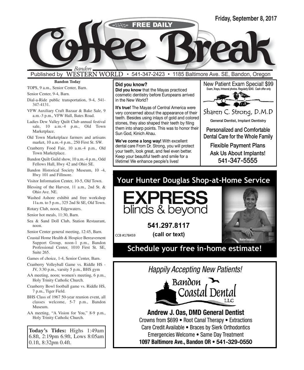 Sept. 8, 2017 Coffee Break.pdf