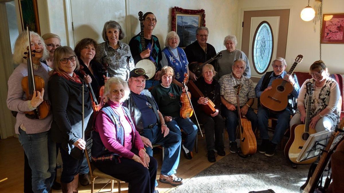 Oregon Oldtime Fiddlers