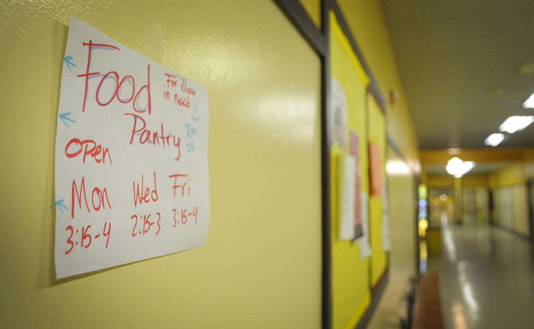New Food Pantry To Feed Homeless Teens Education Theworldlink Com