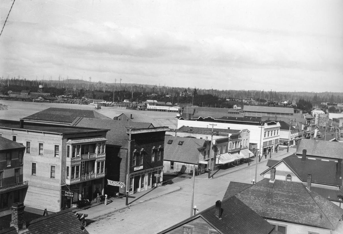 Bandon First Street