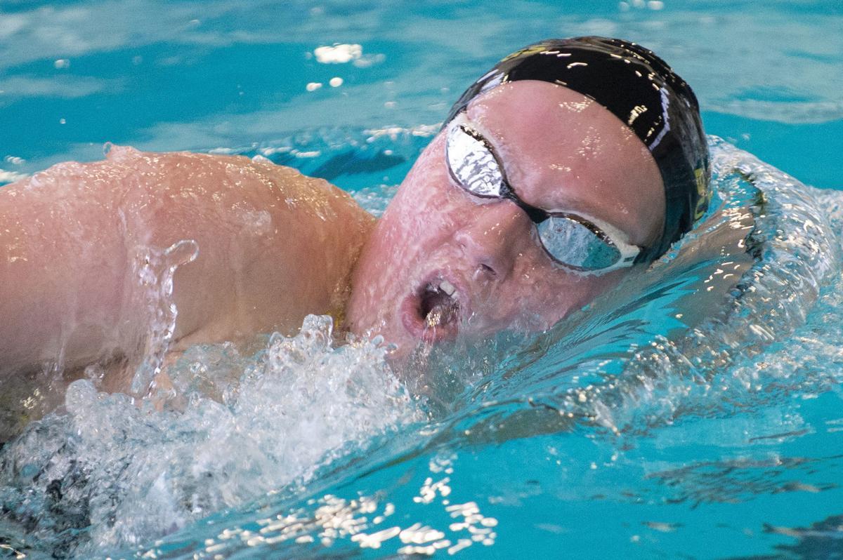 North Bend Swimming Vs. Thurston
