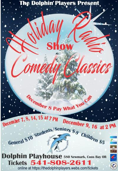 Holiday Radio Show at Dolphin Playhouse