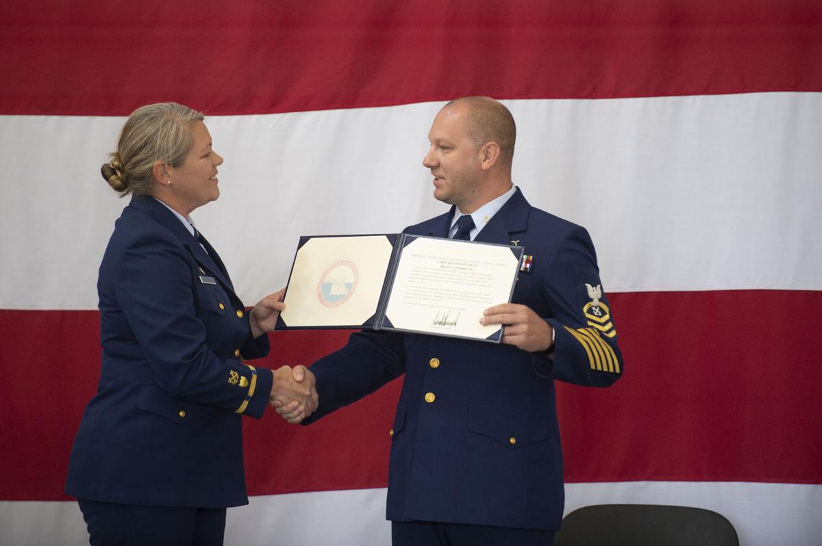 Coast Guard Retiree