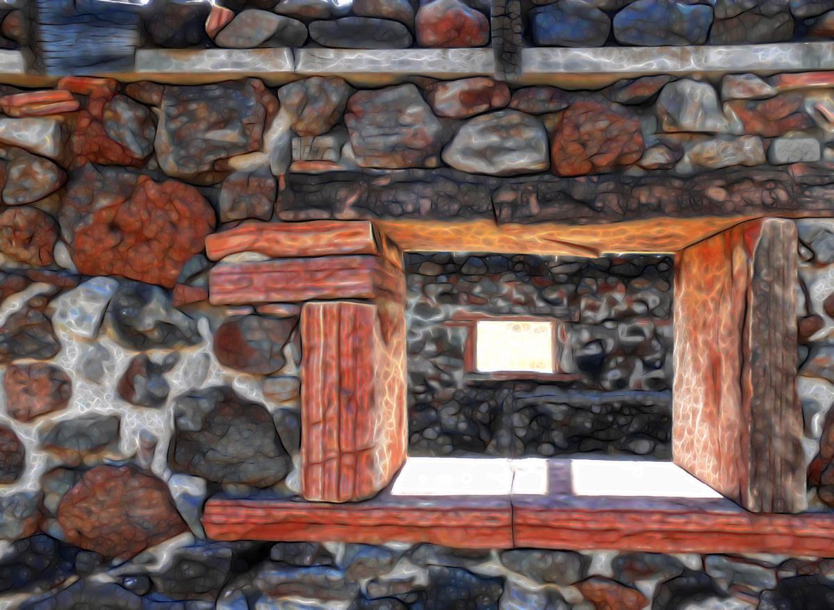 Stone Portal by Archi Davenport - Portals