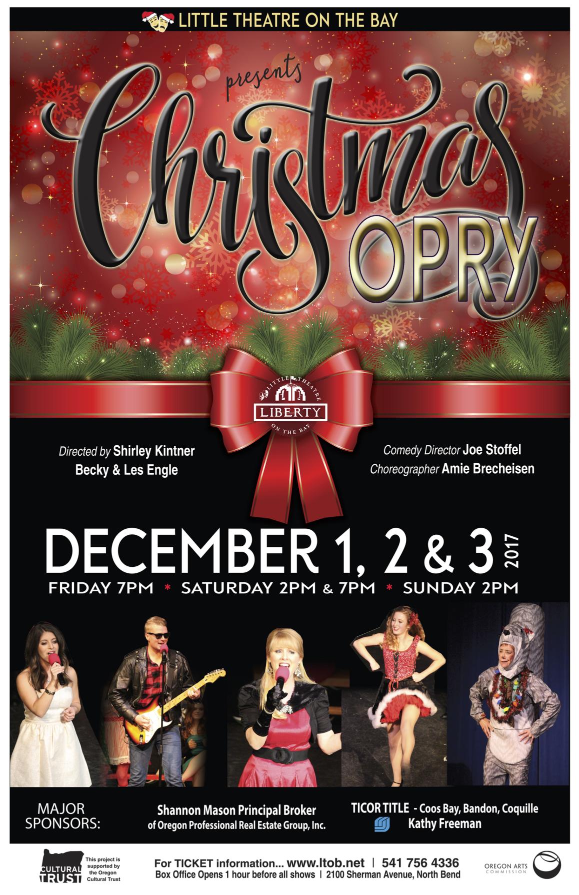 LTOB's Christmas Opry