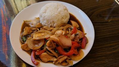 Zen: Garlic sauce