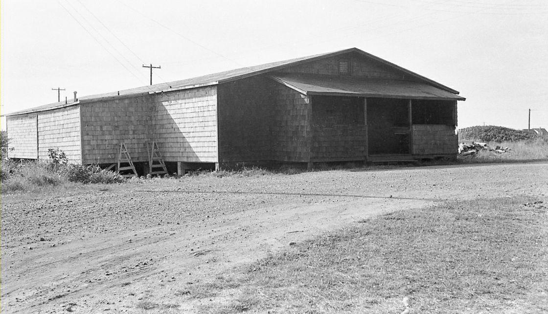 The Barn in 1961