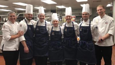 Oregon Coast Culinary Institute wins regional competition
