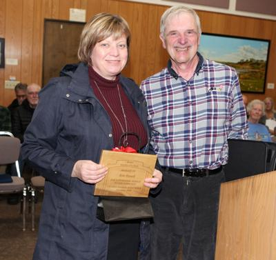 GBA names Kim Russell as Volunteer of the Month