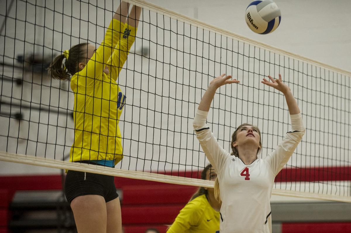 Coquille Volleyball Vs. Veronia