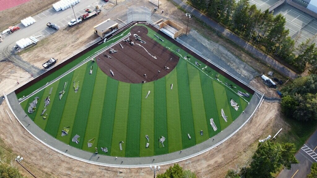 SWOCC softball field
