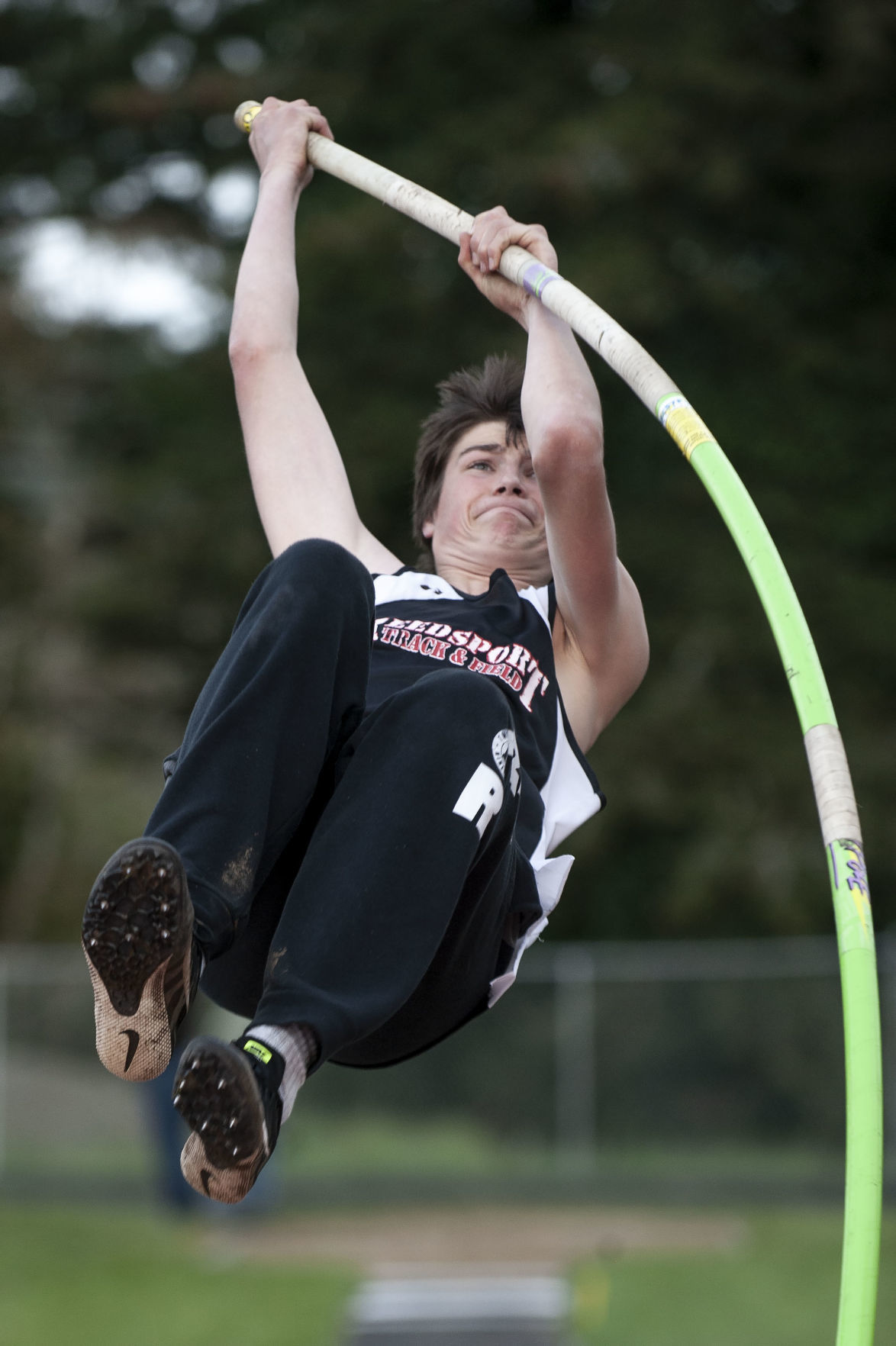 Coquille Track Meet