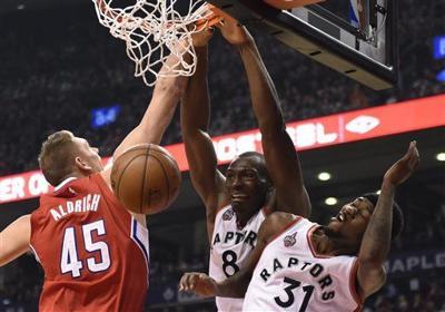 Raptors-Clippers