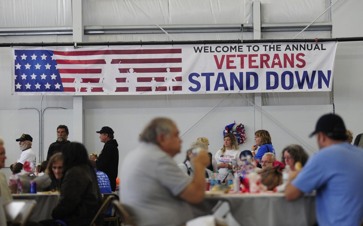 Annual Veterans Stand Down