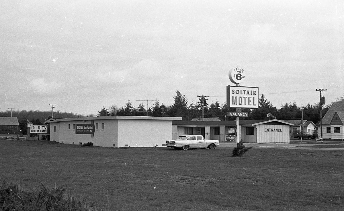 Solair Motel, 1972