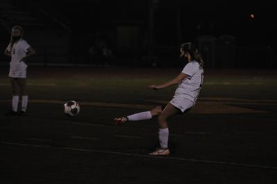 North Bend girls soccer