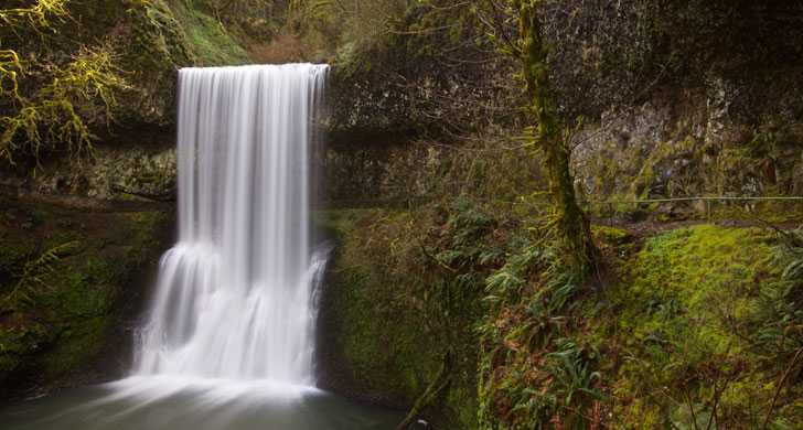 Golden and Silver Falls State Park