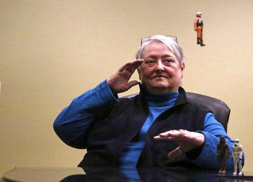 Klamath woman takes pride in nephew Mark Hamill's career