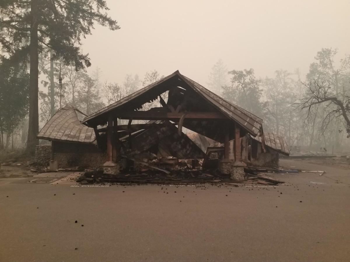 Fire destroys Fishermen's Bend Recreation Site